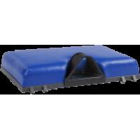 3705SBU Kussen met hengel greep blauw