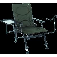 Chair armrest combi