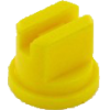 Solo flat spray tip 02-F80 yellow