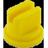 Solo vlakstraaldop 02-F80 geel