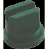Solo vlakstraaldop 015-F80 groen
